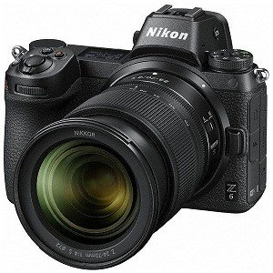 ニコン ミラーレス一眼カメラ Nikon Z 6【24−70 レンズキット】 Z6LK24−70