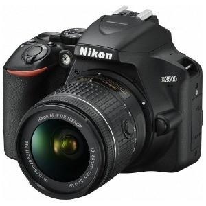ニコン デジタル一眼レフカメラ D3500【18−55 VR レンズキット】
