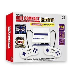 デイテルジャパン 8ビットコンパクトHDMI(FC互換機) CC−8BCHF−WT y-kojima