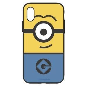 グルマンディーズ iPhone XS 5.8インチ用 怪盗グルーシリーズ IIIIfitケース MI...