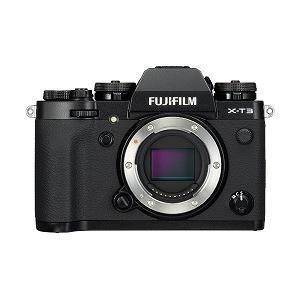 富士フイルム ミラーレス一眼カメラ FUJIFILM X−T3【ボディ(レンズ別売)】(ブラック)