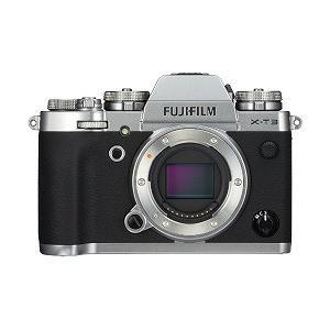 富士フイルム ミラーレス一眼カメラ FUJIFILM X−T3【ボディ(レンズ別売)】(シルバー)
