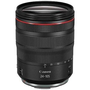 Canon RFレンズ RF24ー105mm F4L IS USM
