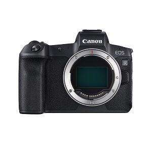 Canon ミラーレス一眼カメラ EOS R ボディ(レンズ別売)【EOSR】