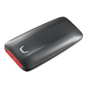 サムスン 外付けSSD X5シリーズ [ポータブル型/500GB] MU−PB500B/IT