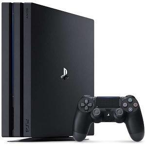 ソニーインタラクティブエンタテインメント PlayStation4 Pro ジェット・ブラック 1T...
