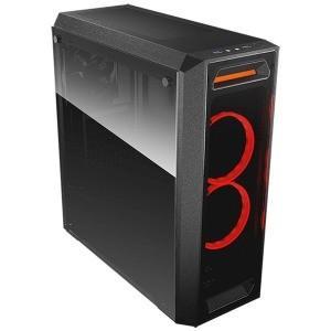 ゲーミングPCケース COUGAR MX350 ブラック
