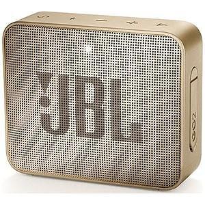 JBL ブルートゥーススピーカー [Bluetooth対応 /防水] JBLGO2CHAMPAGNE...