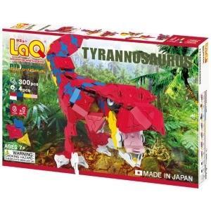 ヨシリツ LaQ ダイナソーワールド ティラノサウルス