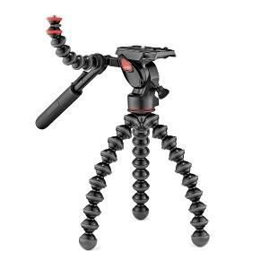 JOBY ゴリラポッド 3K ビデオ PRO JB01562−BWW ブラック [伸縮なし]