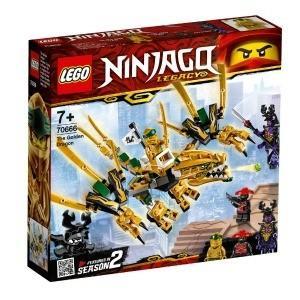 LEGO レゴ 70666 ニンジャゴー ゴールデン・ドラゴン