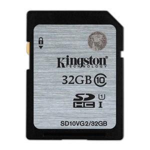 Kingston SDHCメモリカード UHS−I/UHS スピードクラス1対応 [Class10対...