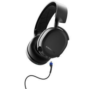 STEELSERIES ゲーミングヘッドセットArctis3 Bluetooth 2019Editi...