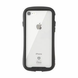 HAMEE [iPhone 8/7専用]iFace Reflectionハイブリッドガラスケース 4...