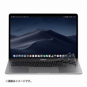 MOSHI moshi Clearguard Air 13 (US) 用薄型キーボードカバー mo−...