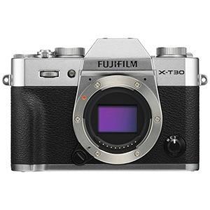 富士フイルム ミラーレス一眼カメラ X−T30【ボディのみ(レンズ別売)】 FX−T30−S シルバ...