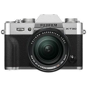 富士フイルム ミラーレス一眼カメラ X−T30【レンズキット(18−55)】 FX−T30LK−S ...