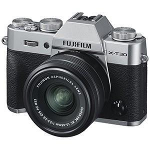 富士フイルム ミラーレス一眼カメラ X−T30【XC15−45mmレンズキット】 FX−T30LK−...