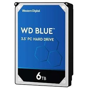ウエスタンデジタル 「バルク品・保証無」 内蔵HDD [3.5インチ/6TB] WD60EZAZRT