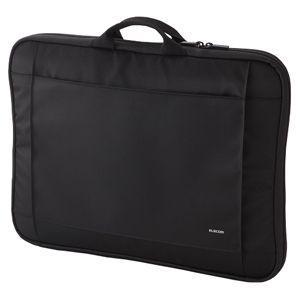 エレコム 取手付き軽量インナーバッグ「ブラック」 BM‐IB017BK|y-kojima