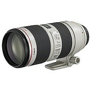 Canon ズームレンズ 望遠 EF70‐200mm F2.8L IS II USM