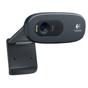 ロジクール WEBカメラ(120万画素・UVC対応) C270
