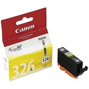 Canon インクタンク BCI‐326Y (イエロー)