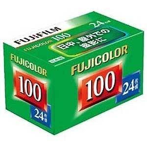 富士フイルム FUJICOLOR 100 S 24枚撮り 135FUJICOLORS10024EX