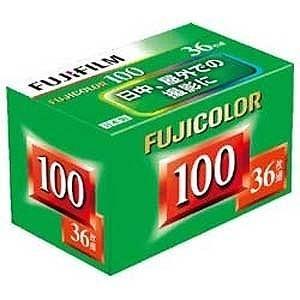 富士フイルム FUJICOLOR 100 S 36枚撮り 135FUJICOLORS10036EX