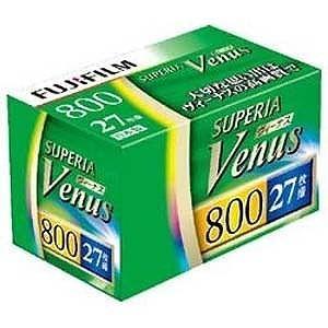 富士フイルム Venus800 S 27枚撮り 135VNS800S27EX1