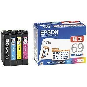 EPSON インクカートリッジ IC4CL69の関連商品3