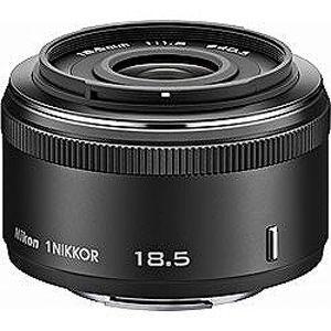 ニコン 1 NIKKOR 18.5mm f/1.8(ブラック) 1N 18.5 1.8BK