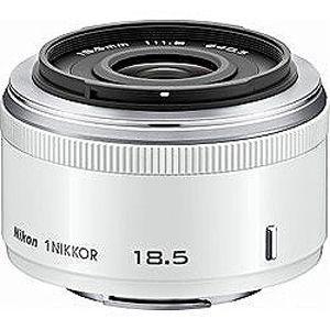 ニコン 1 NIKKOR 18.5mm f/1.8(ホワイト) 1N 18.5 1.8WH