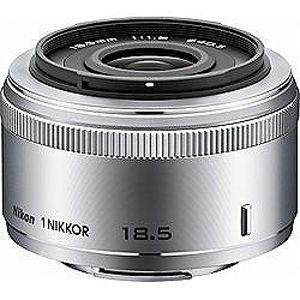 ニコン 1 NIKKOR 18.5mm f/1.8(シルバー) 1N 18.5 1.8SL