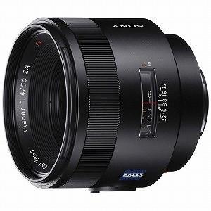 ソニー SONY 交換レンズ「Planar T* 50mm F1.4 ZA SSM」 SAL50F1...