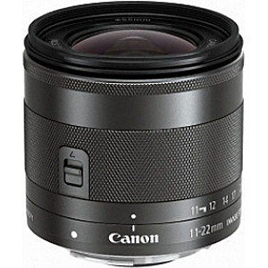 Canon 交換レンズ EF−M11−22mm F4−5.6 IS STM EF‐M11‐22ISSTM|y-kojima