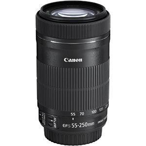 Canon 交換レンズ EF−S55−250mm F4−5.6 IS STM EF‐S55‐250I...