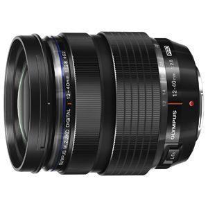 オリンパス 交換レンズ「M.ZUIKO DIGITAL ED 12−40mm F2.8 PRO」 ED1240MMF28PRO (ブラック)
