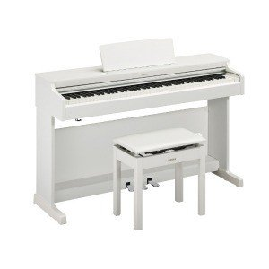YAMAHA 電子ピアノ ARIUS YDP−164WH ホワイトウッド調仕上げ [88鍵盤] (標...