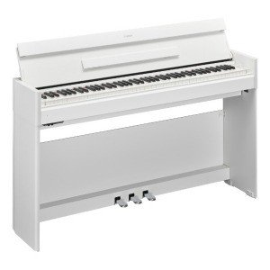 YAMAHA 電子ピアノ ARIUS YDP−S54WH ホワイトウッド調仕上げ [88鍵盤] (標...