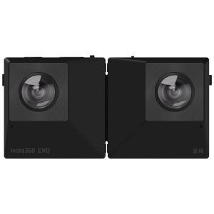 180度3D / 360度カメラ Insta360 EVO CINEVOX/A