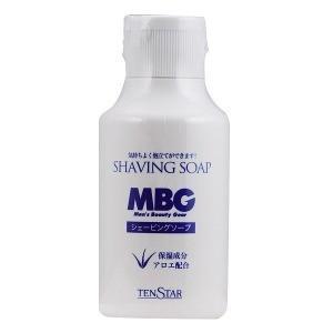 MBG シェービングソープ MBGシェービングソープ(100