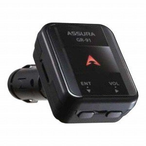 セルスター工業 GR91 レーダー探知機 ASSURA GPSレシーバー 12V車用 GP−91
