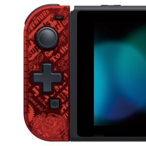 ホリ 携帯モード専用 十字コン(L) for Nintendo Switch スーパーマリオ NSW−118 y-kojima 02