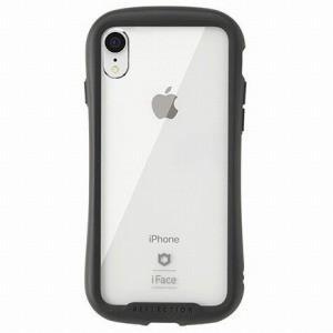 HAMEE [iPhone XR専用]iFace Reflection強化ガラスクリアケース 41−...