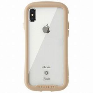HAMEE [iPhone XS Max専用]iFace Reflection強化ガラスクリアケース...