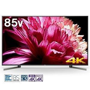 ソニー SONY 85V型4K対応液晶テレビ(4Kチューナー内蔵)「BRAVIAブラビア」 KJ−8...