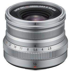 富士フイルム カメラレンズ XF16mmF2.8 WR S【フジフイルムXマウント】 [FUJIFI...