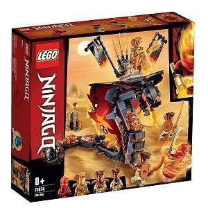 LEGO レゴ 70674 ニンジャゴー 爆炎!マグマノオロチ