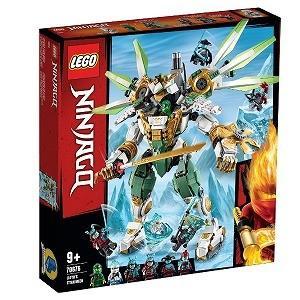 LEGO レゴ 70676 ニンジャゴー 巨神メカ タイタンウィング